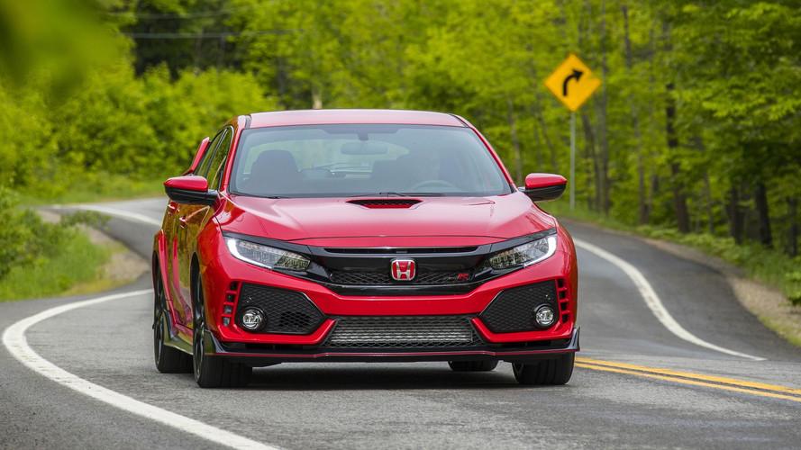 Honda Civic Type R gücünü yüksek verimle yola aktarıyor