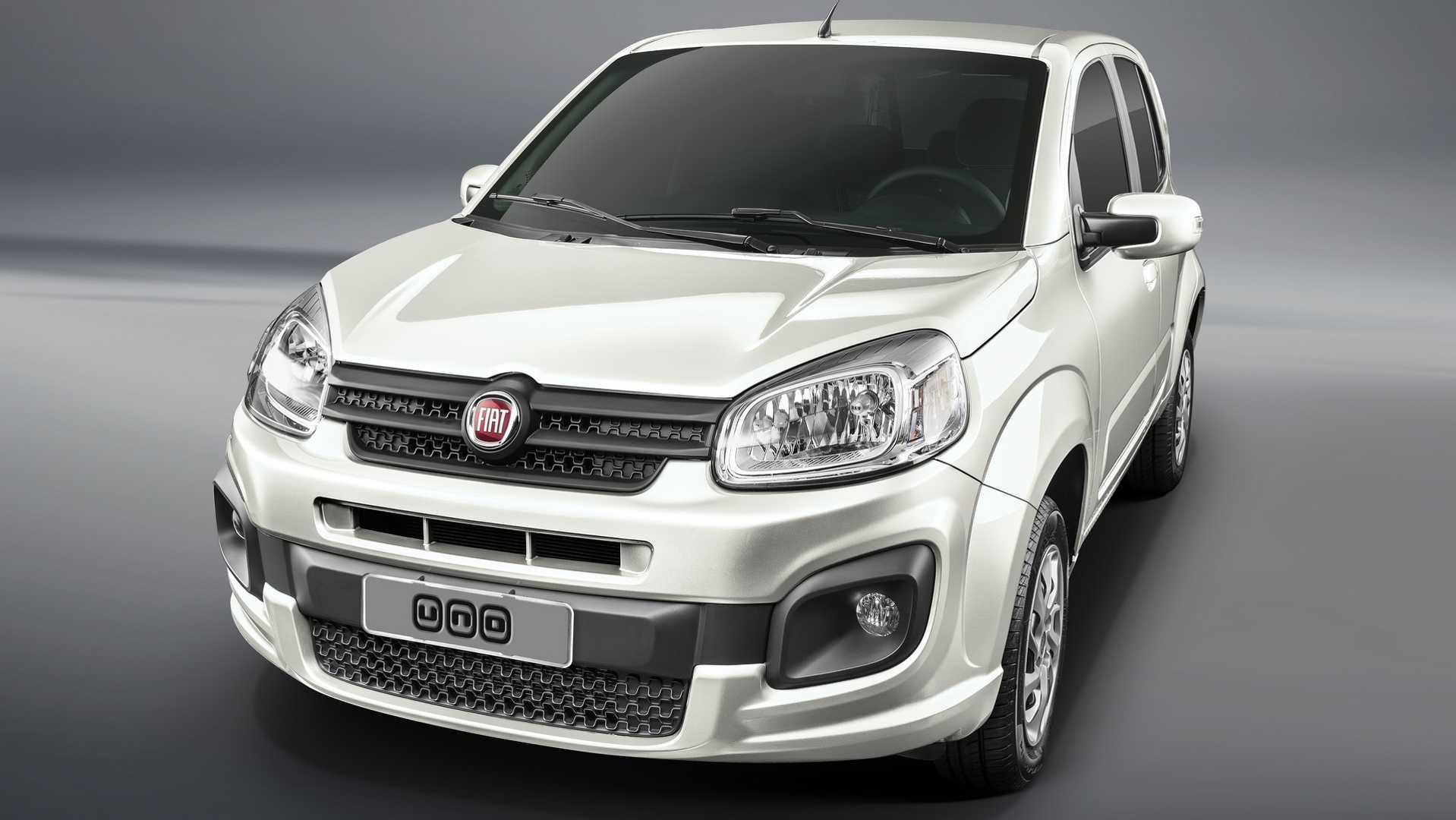 24559157b Fiat Uno 2019 agora é só 1.0 e parte de R$ 39.990