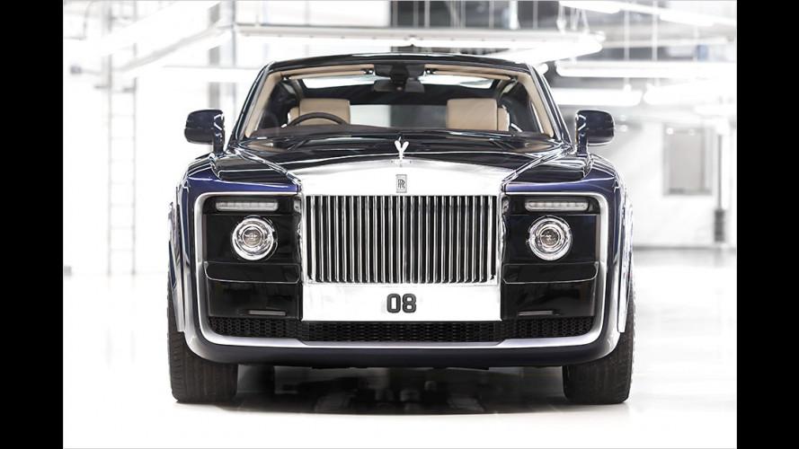 Rolls-Royce Sweptail: Teurer Traum