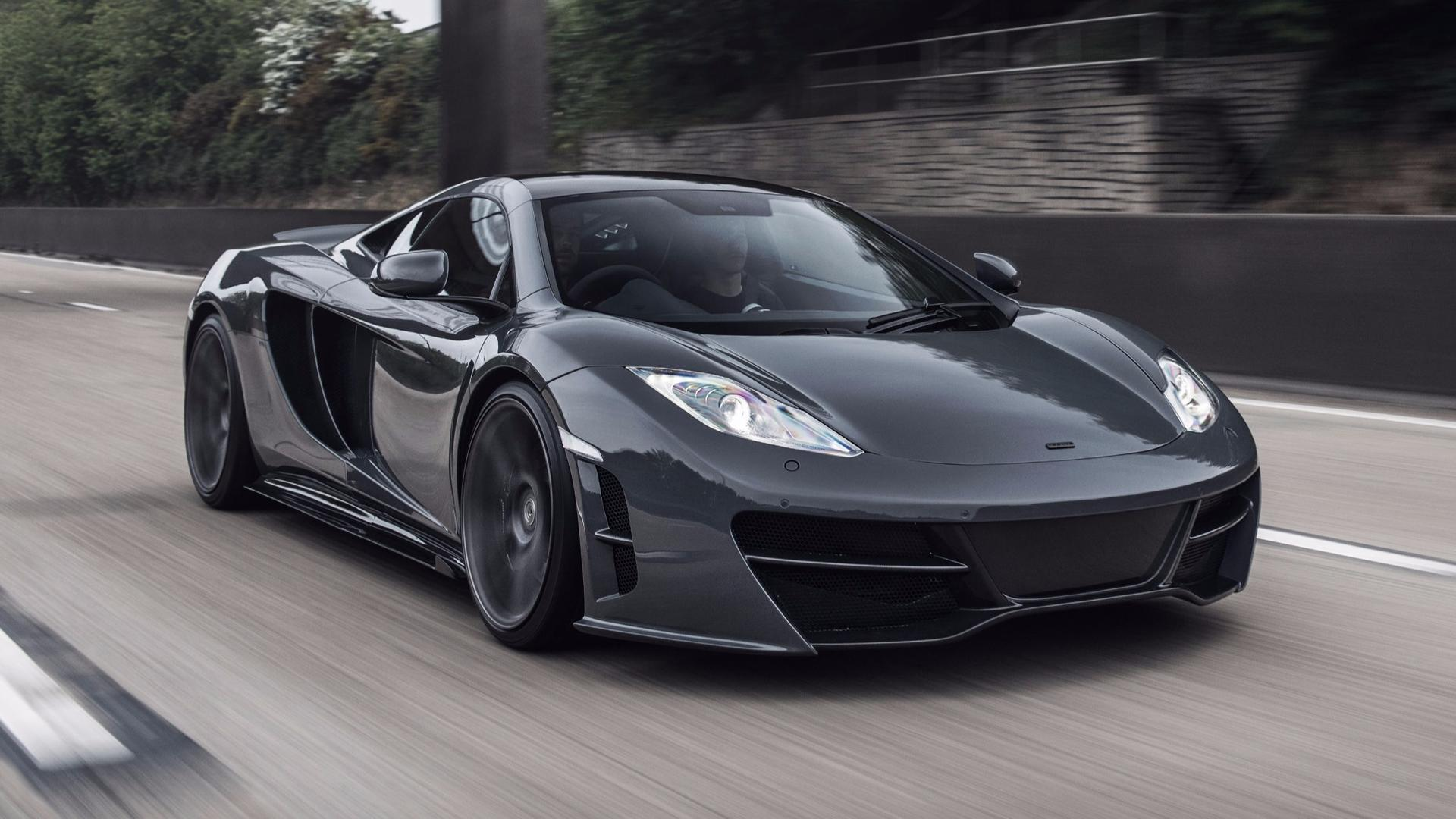 McLaren MP4-12C Receives Subtle Updates Courtesy Of Mulgari