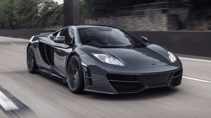 McLaren MP4-12C By Mulgari Automotive