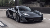 McLaren MP4-12C par Mulgari Automotive