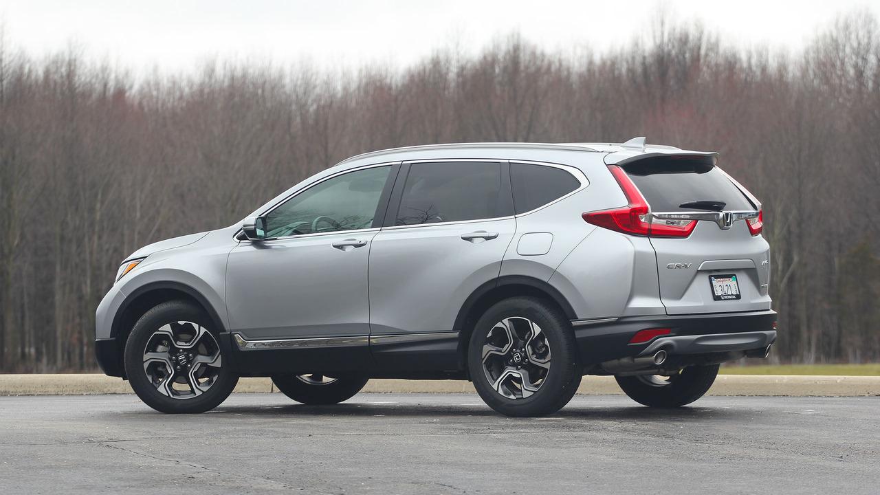 2017 Honda Cr V Review