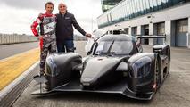 Romain Dumas et Norbert Santos avec la Norma M30 LMP3