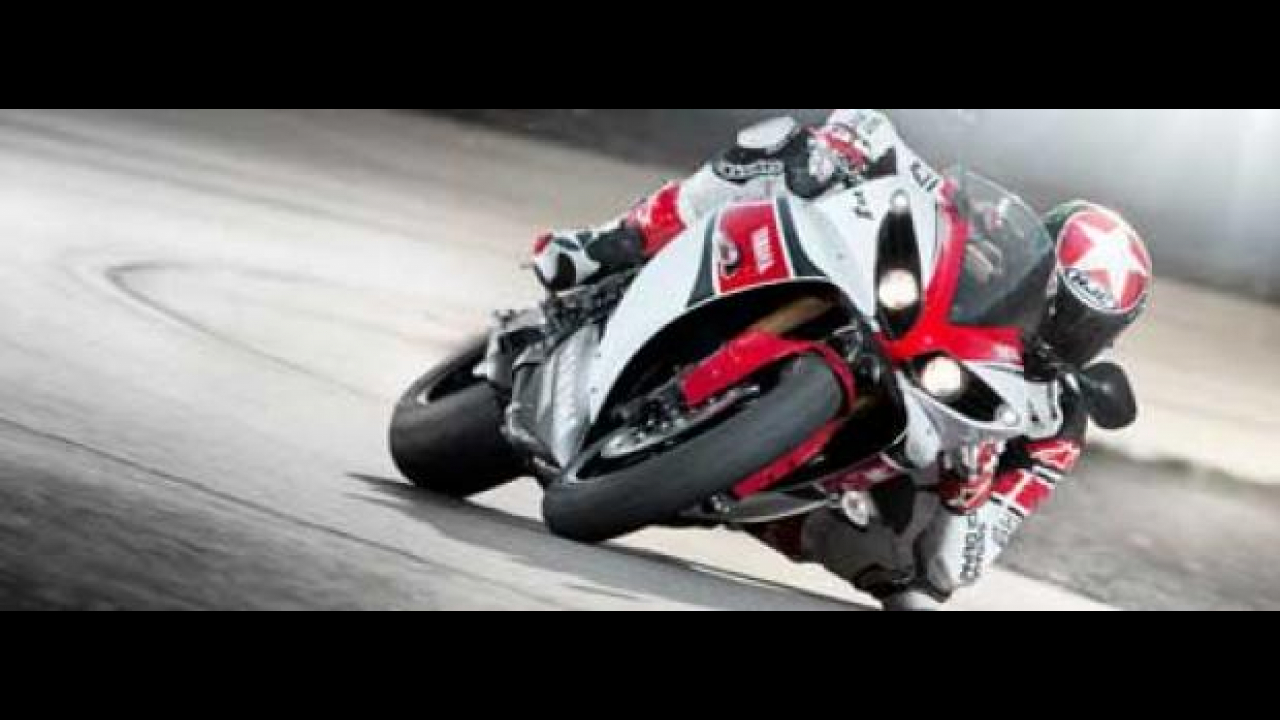 Yamaha YZF-R1 2012: arriva il Traction Control