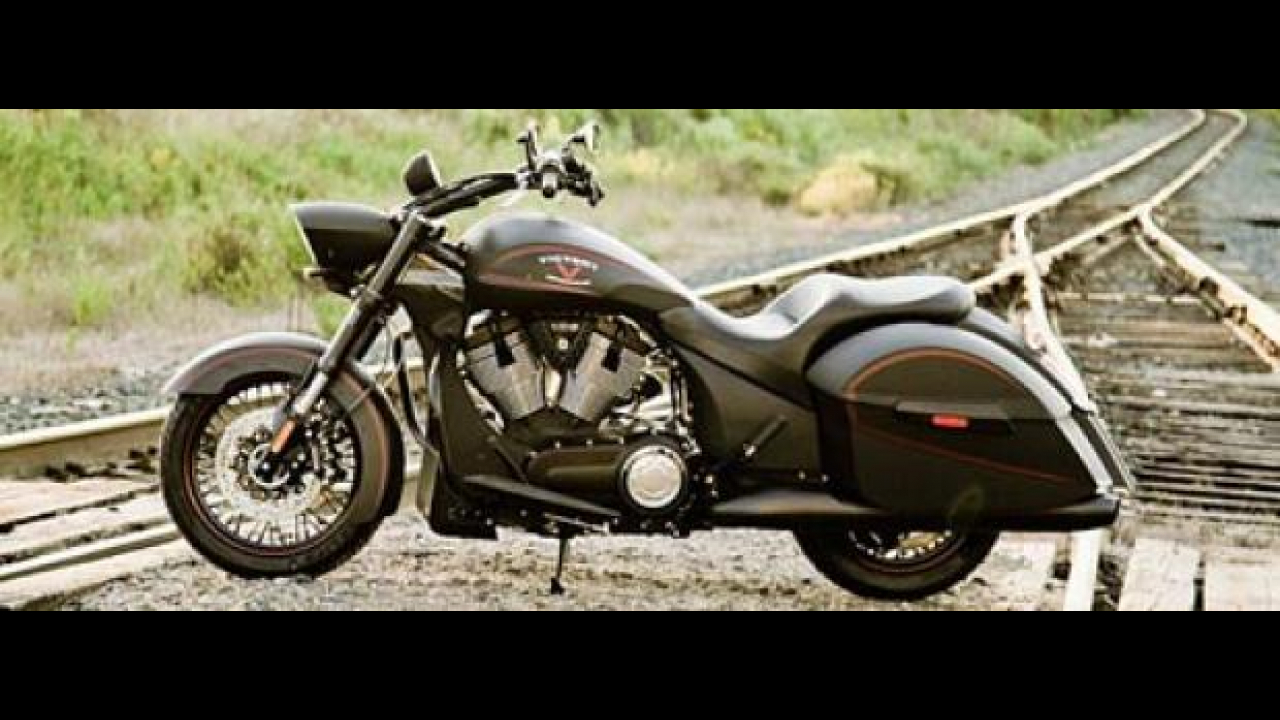 Victory Motorcycles Hard Ball 2012