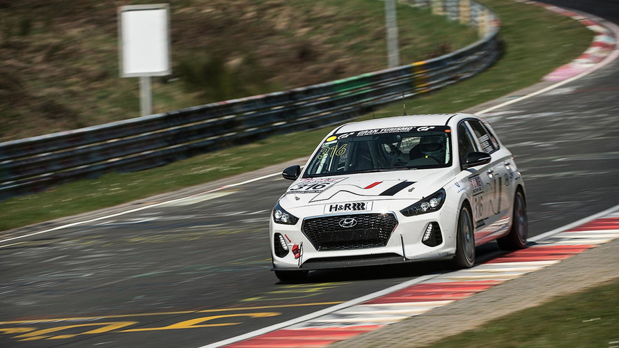 Hyundai i30 N To Race At The Nurburgring