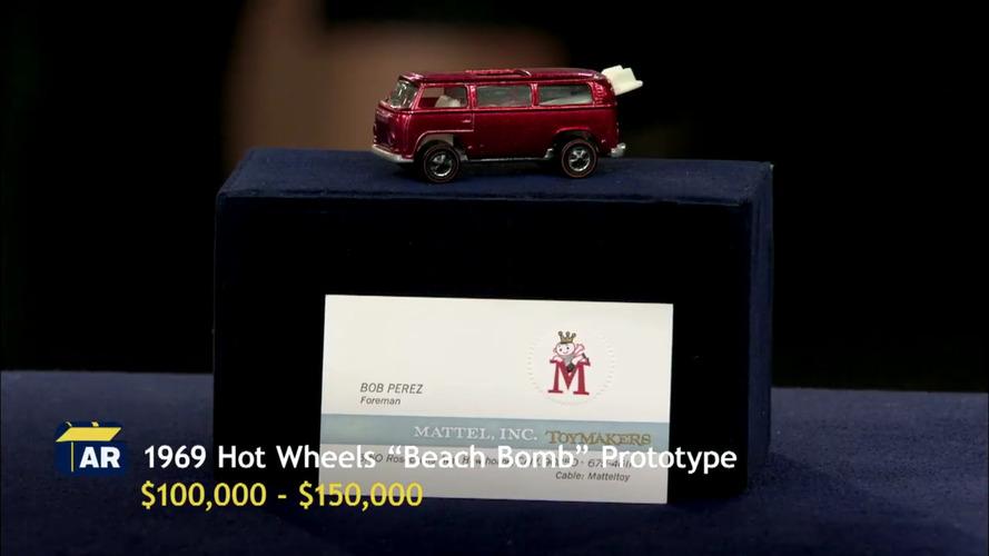 Hot Wheels Beach Bomb