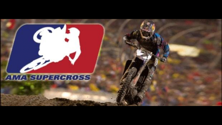 AMA Supercross 2012 Daytona: la