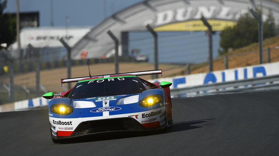 La Ford GT au Mans :