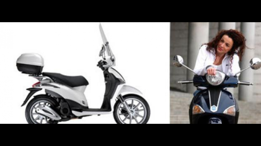 Piaggio Liberty 125 Full Optional: è promo!