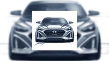 2018 Hyundai Sonata Çizim