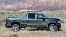 2017 GMC Sierra HD: First Drive