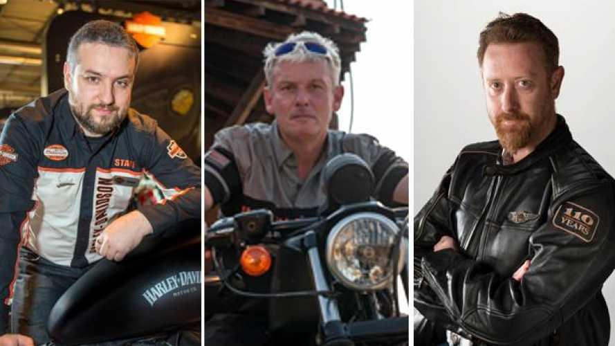 Harley-Davidson annuncia la nuova business unit SPI: Spagna, Portogallo e Italia