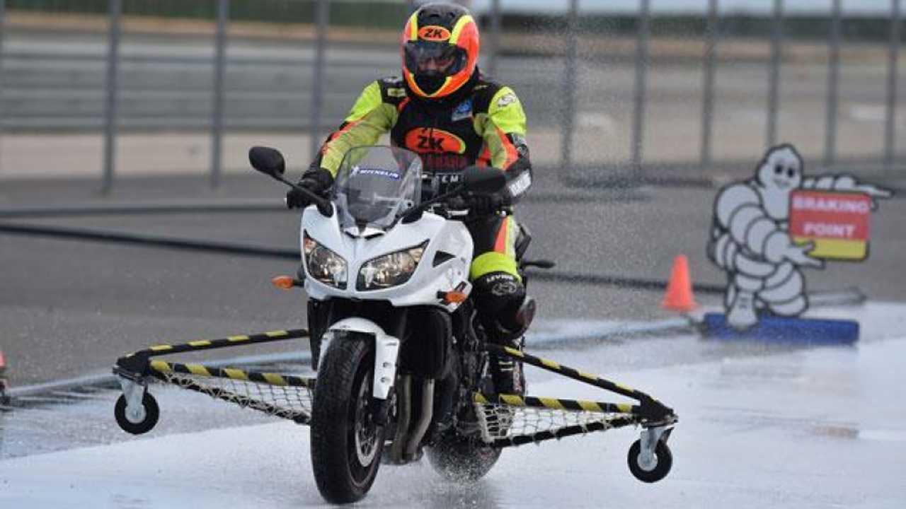 Michelin Pilot Road 4 - TEST
