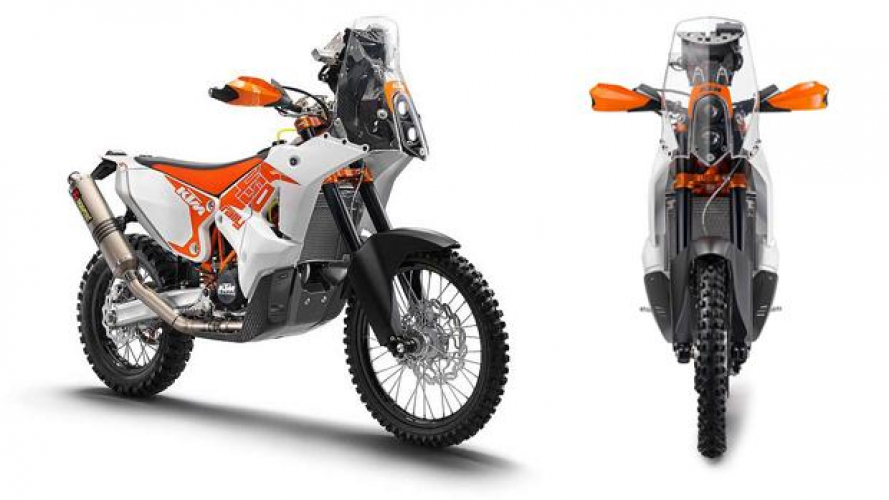 KTM 450 Rally Replica 2014: disponibilità e prezzo