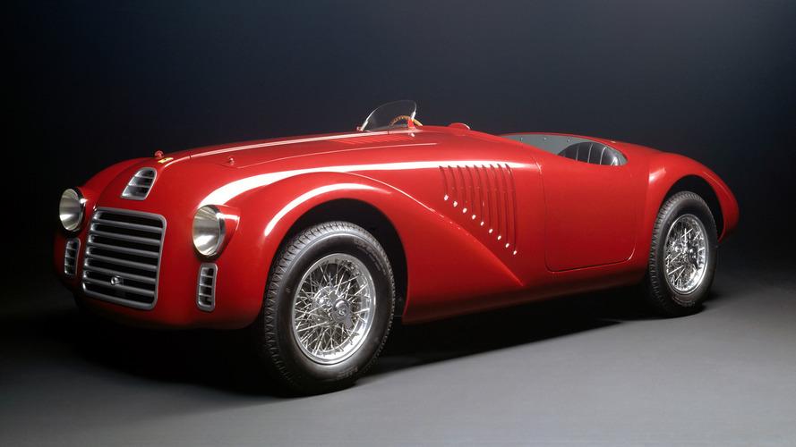 La première Ferrari de l'Histoire en six points