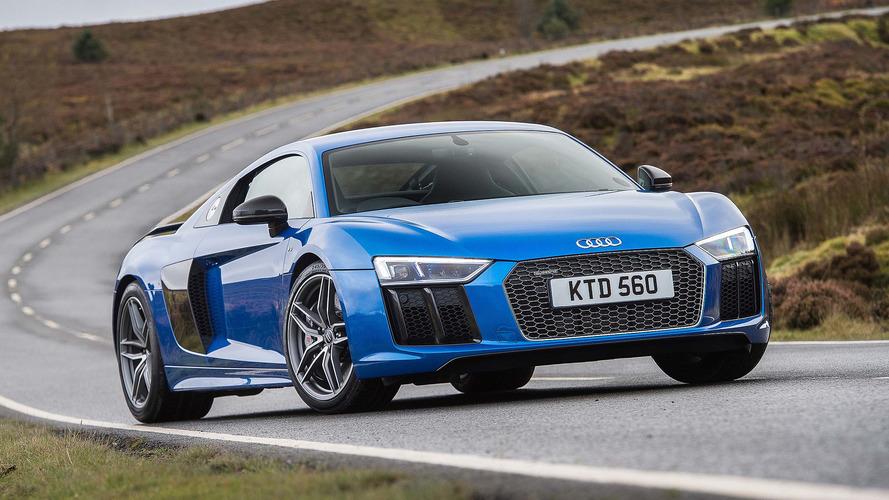 2017 Audi R8 Review
