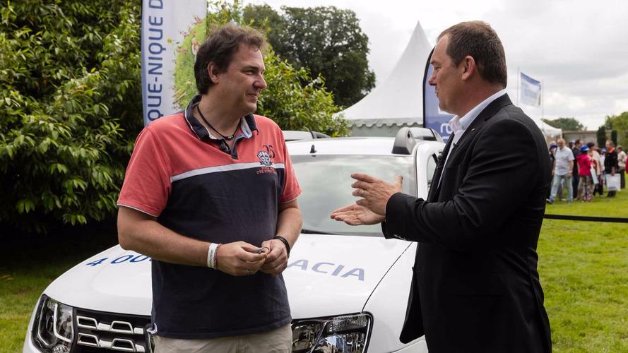 Grand pique-nique Dacia 2016