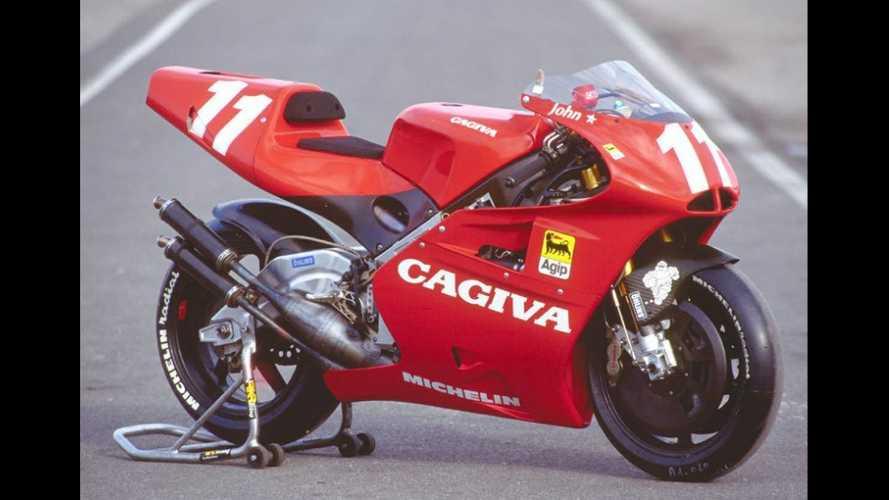 Prototipo Cagiva Ferrari F4