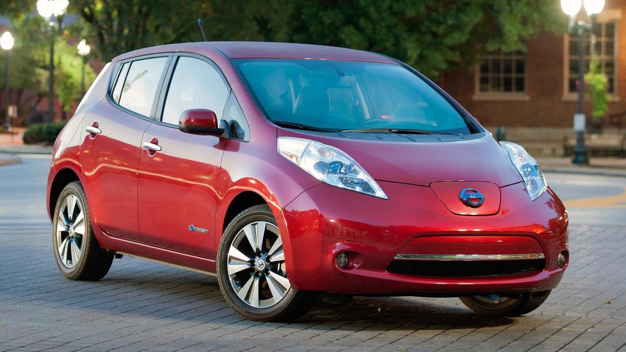 Nissan Leaf 2017 >> 2017 Nissan Leaf Motor1 Com Photos