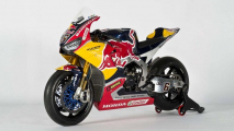 Honda CBR1000RR Red Bull Superbike