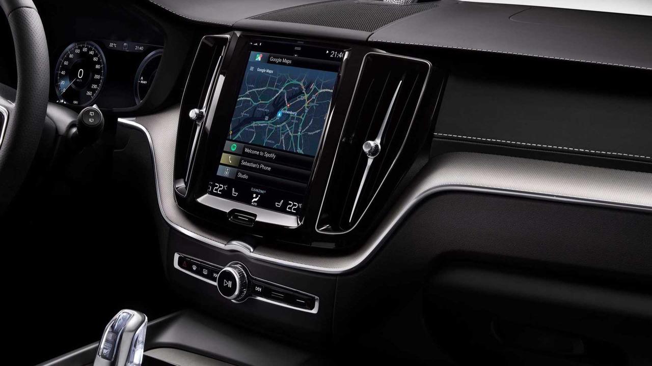 Volvo-Google teknoloji ortaklığı