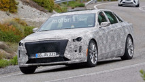 2019 Cadillac CT6 Spy Photos