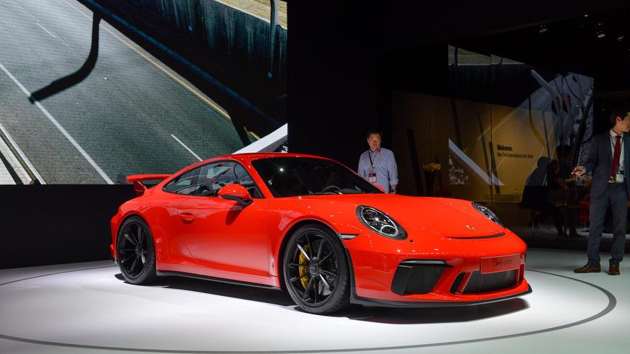 Porsche 911 GT3, 2018 model yılında daha güçlü