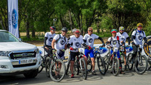 Imperial Bike Tour by Ford