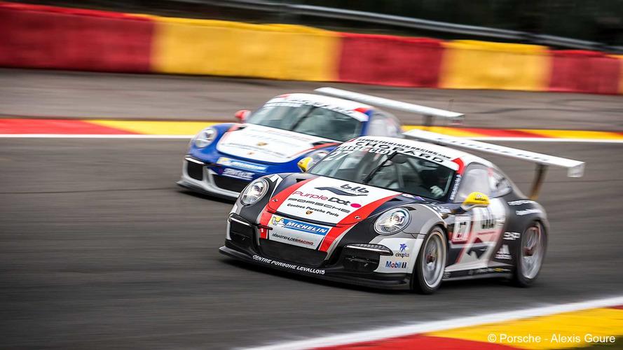 Porsche - Le défi des concurrents en Carrera Cup