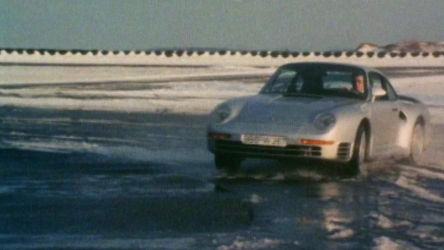Porsche'nin en zor 5 gelişim testi