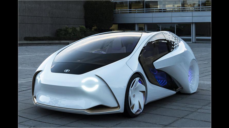 Toyota Concept-i auf der CES 2017