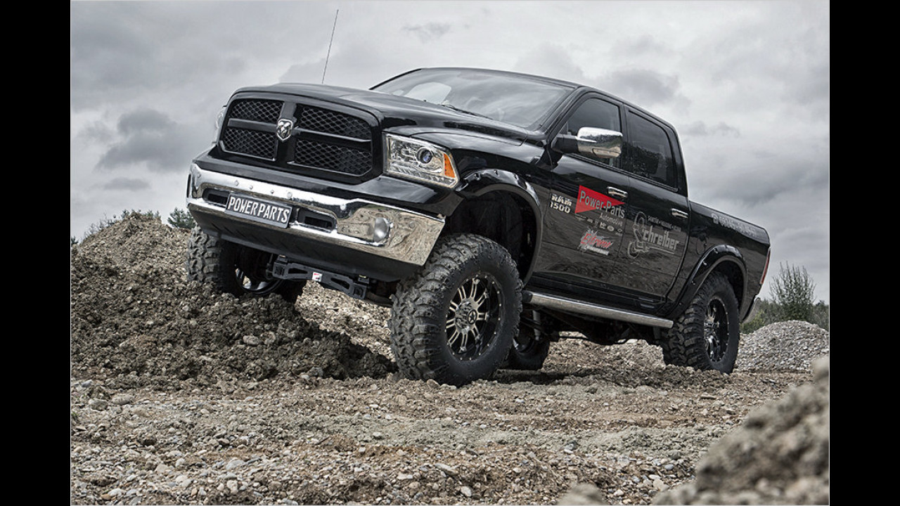 Ram 1500 von Power-Parts Automotive