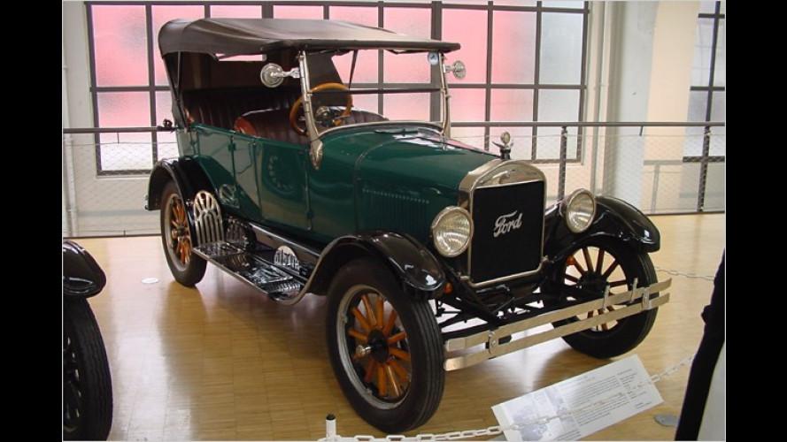 100 Jahre Ford T: Das Millionen-Ding