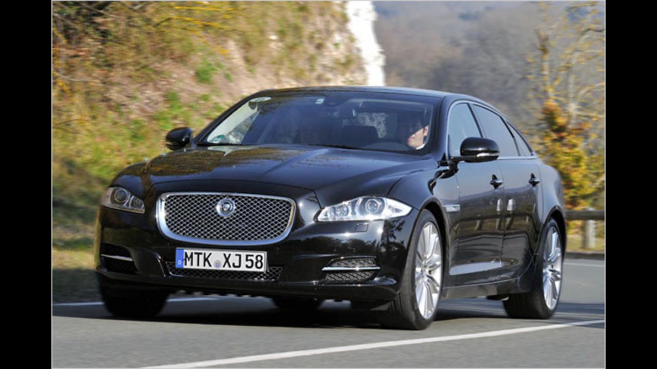 Jaguar XJ 3.0 V6 Diesel S Luxury
