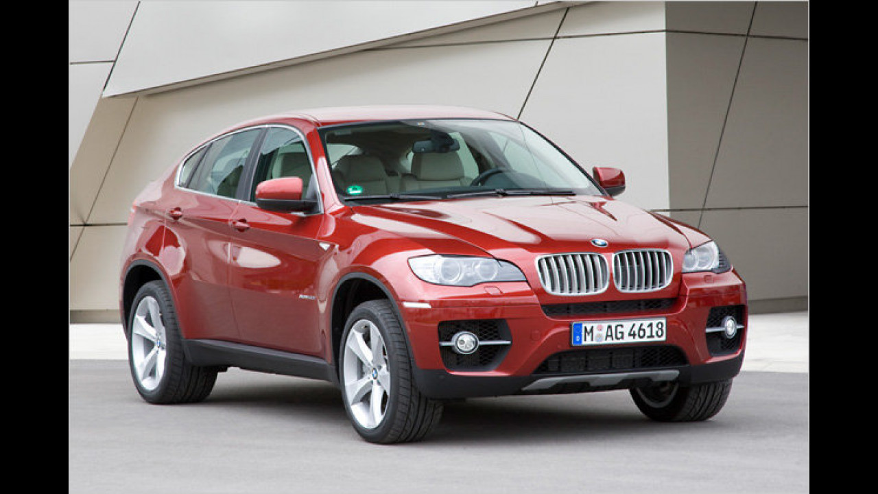 BMW X5/X6 3.0sd