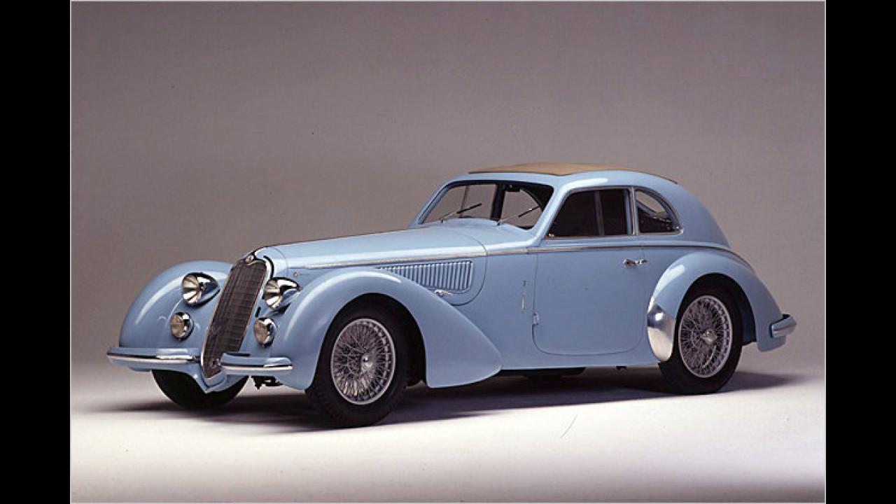 Alfa 8C 2900 B Lungo (1938)