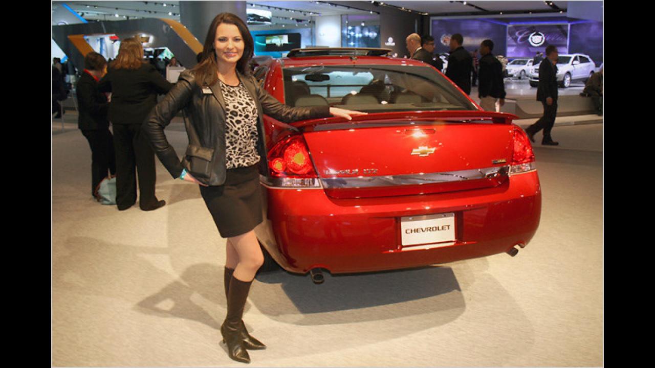 Das war 2010: Der praktische Chevy-Bügel wurde eigens zum Festhalten entwickelt