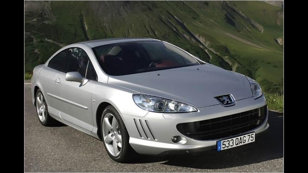 Peugeot 407 Coupé HDi FAP 135 Platinum