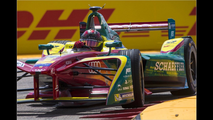 Audi: Werksteam in der Formel E