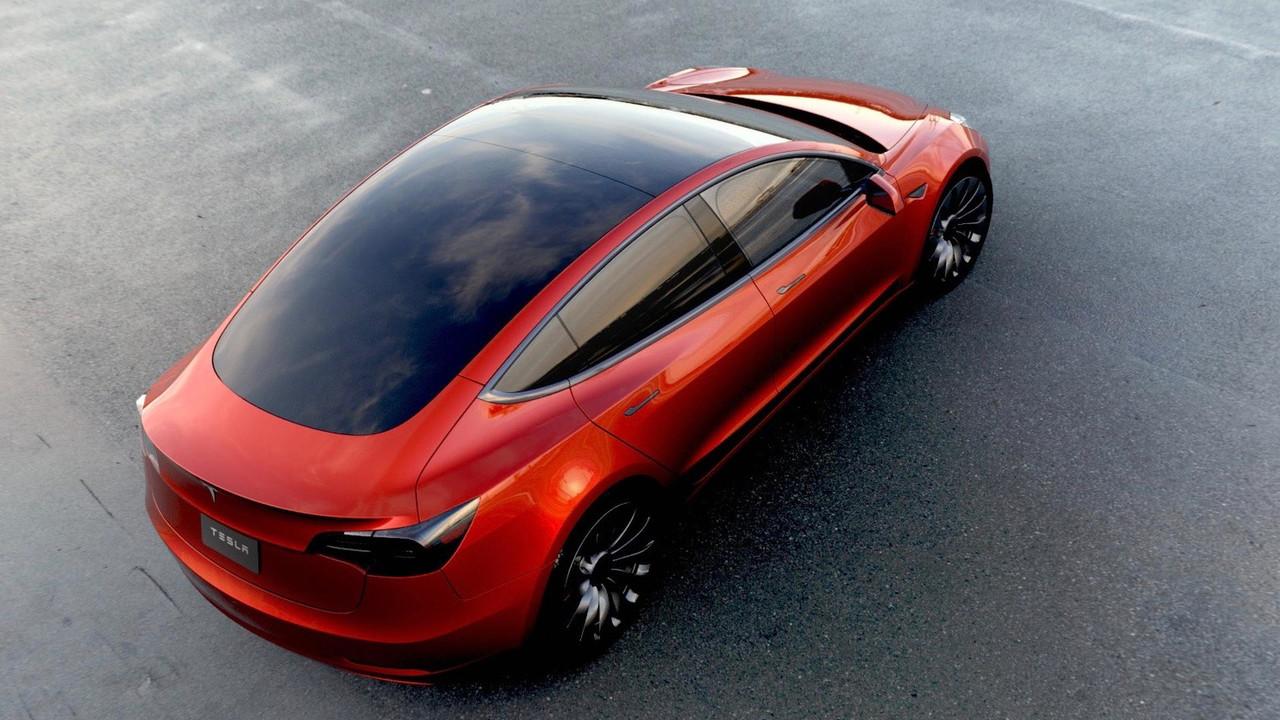 Tesla Model 3 Begins Production