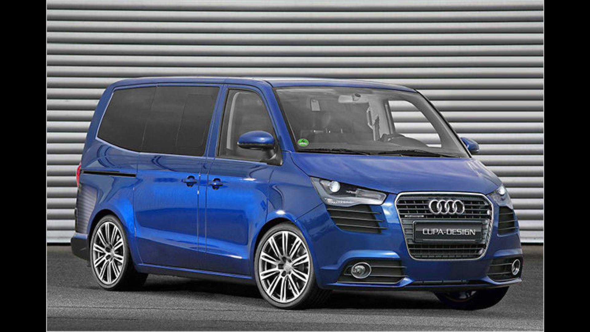Kelebihan Audi Transporter Top Model Tahun Ini