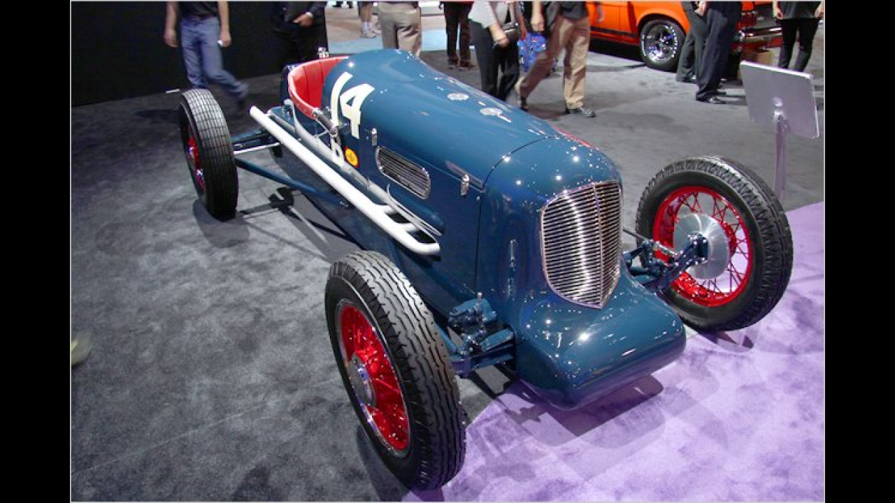 Phil Remington Dry Lakes Roadster