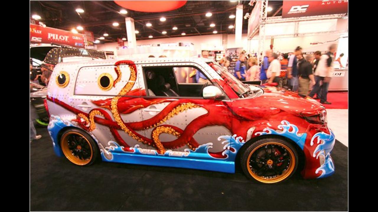 Scion xB The Squid