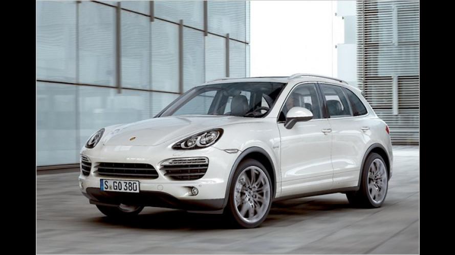 Porsche: Verbräuche bei jedem Modellwechsel gesenkt