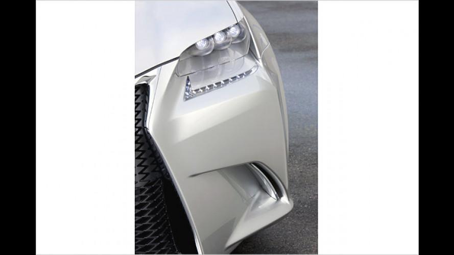 Lexus LF-Gh: Concept Car zum GS-Nachfolger?