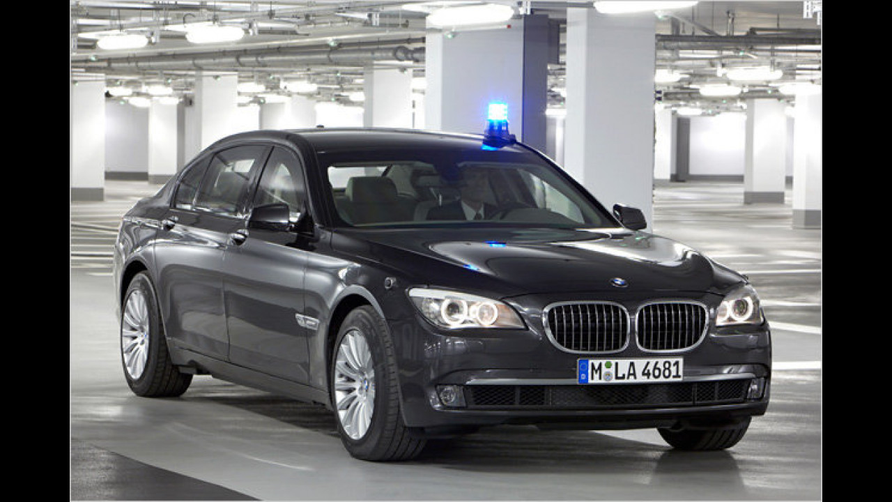 BMW 7er Security