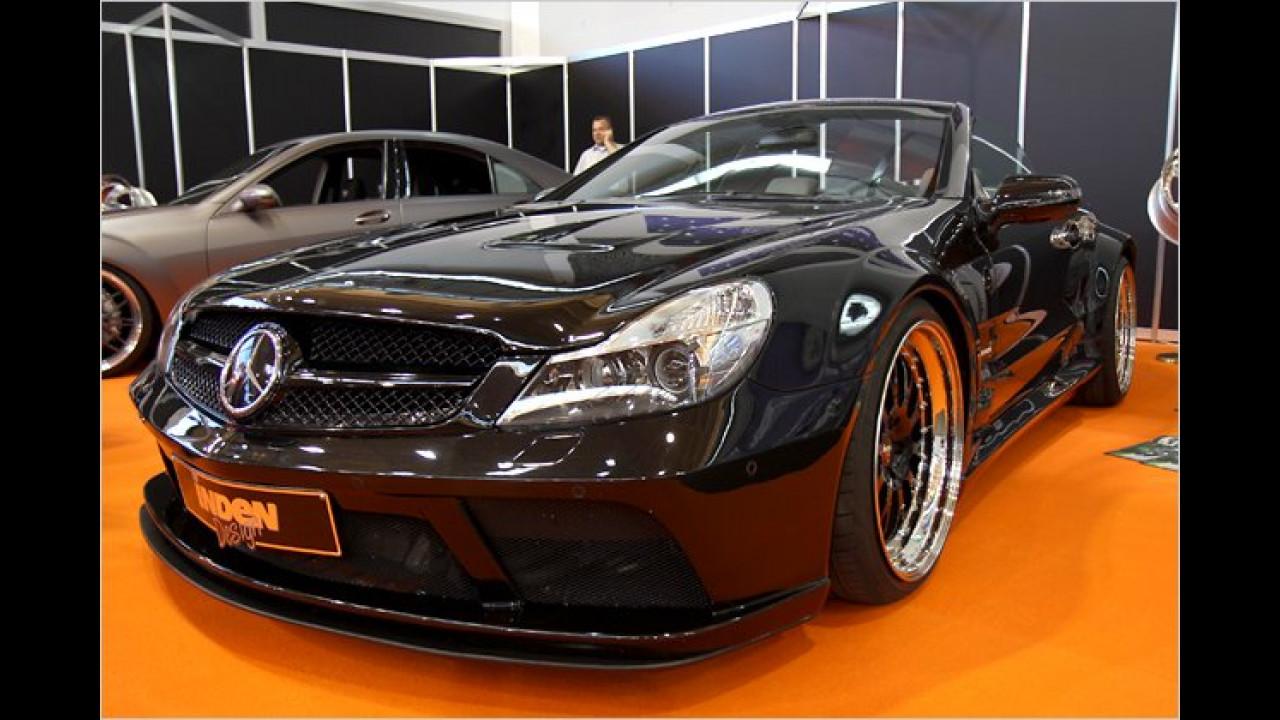 Inden SL 65 AMG V12