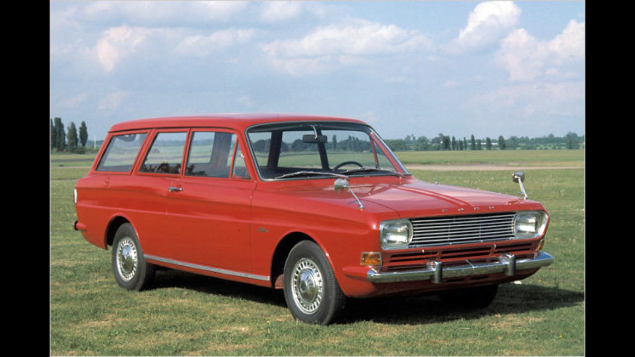 Ford Taunus 12M / 15M P6